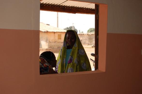 Donne alla finestra