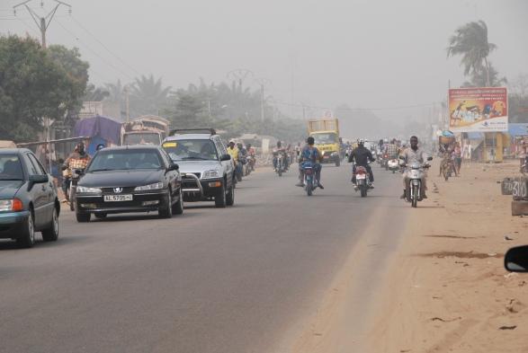 Il caos di Cotonou